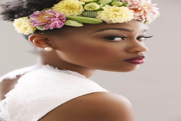Fall Wedding Hairstyles For Short Natural Hair | Curls Understood Throughout Wedding Hairstyles For Short Kinky Hair (View 11 of 15)