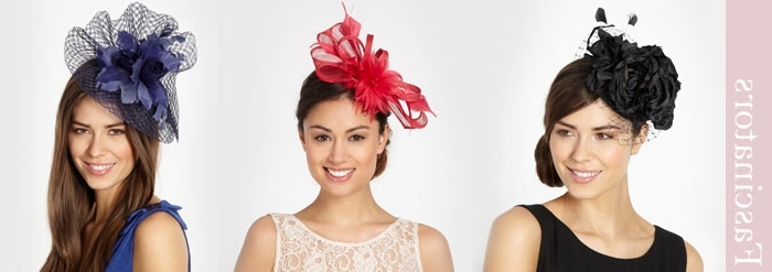 Fascinators And Hats | Occasion Fascinators | Occasion Hats In Wedding Guest Hairstyles With Fascinator (View 14 of 15)