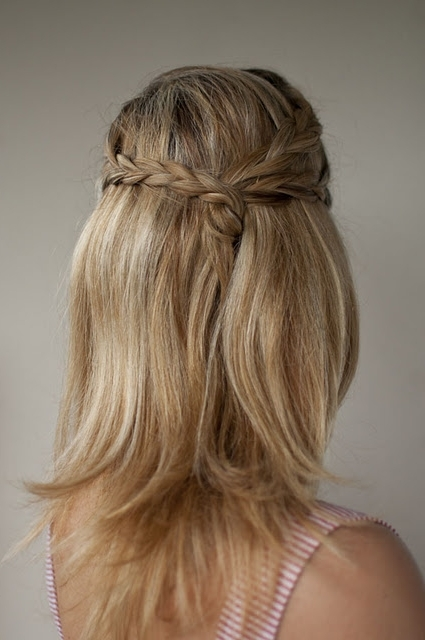 Five Easy Wedding Hairstyles You Can Do Yourself – Hair Romance Within Tied Up Wedding Hairstyles For Long Hair (View 8 of 15)