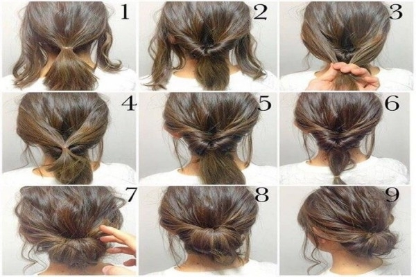 Five Ways On How To Prepare For Easy To Do   Webshop Nature Regarding Easy Wedding Guest Hairstyles For Short Hair (View 14 of 15)