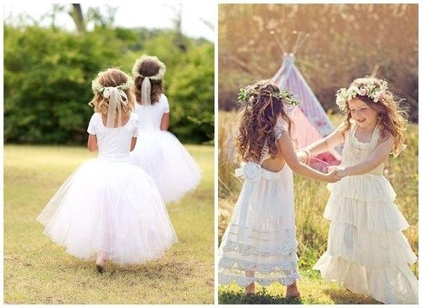 Flower Crowns Wedding Hair Inspiration | Flower Crowns, Floral Crown For Wedding Hair For Young Bridesmaids (View 14 of 15)