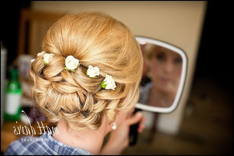 Friars Court Wedding Photography | Oxfordshire Wedding Photographer With Regard To Tied Up Wedding Hairstyles For Long Hair (View 9 of 15)