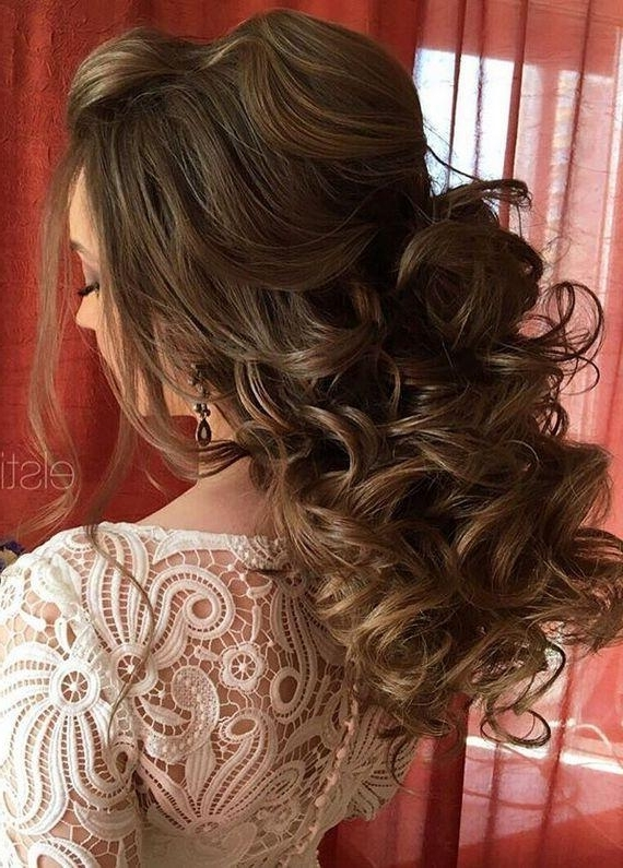 Gallery: Elstile Wedding Hairstyles For Long Hair 32 #2643508 – Weddbook Intended For Elstile Wedding Hairstyles For Long Hair (View 12 of 15)