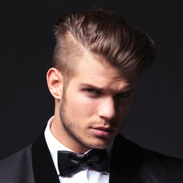 Good Hairstyles For Men To Wear At Weddings In Wedding Hairstyles For Men (View 3 of 15)