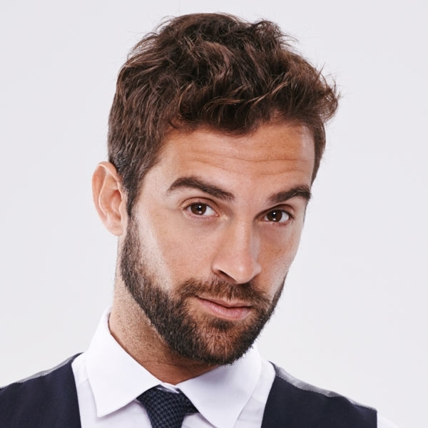 Good Hairstyles For Men To Wear At Weddings Intended For Wedding Hairstyles For Mens (View 6 of 15)