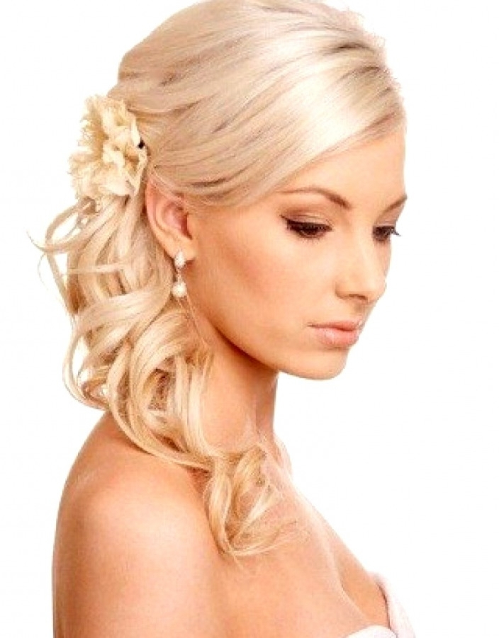 Great Wedding Hairstyles Thin Hair | Latest Hairstyles And Haircuts With Wedding Hairstyles For Thin Hair (View 8 of 15)