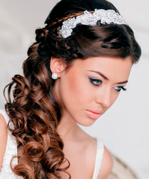Grecian Wedding Hairstyles For Long Hair Grecian Wedding Hairstyles Within Grecian Wedding Hairstyles For Long Hair (View 8 of 15)