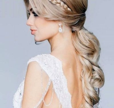 Grecian Wedding Hairstyles For Long Hair | Hairstyles Ideas For Me Throughout Grecian Wedding Hairstyles For Long Hair (Gallery 11 of 15)