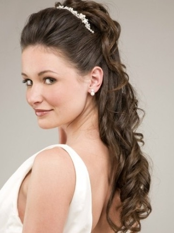 Guide On Choosing Wedding Hairstyles And Styles For Other Occasions Pertaining To Wedding Hairstyles Like A Princess (Gallery 11 of 15)