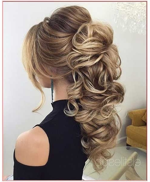 Hair Updos 11 | Peinados 2018 | Pinterest | Updos, Hair Style And Updo In Put Up Wedding Hairstyles (View 4 of 15)