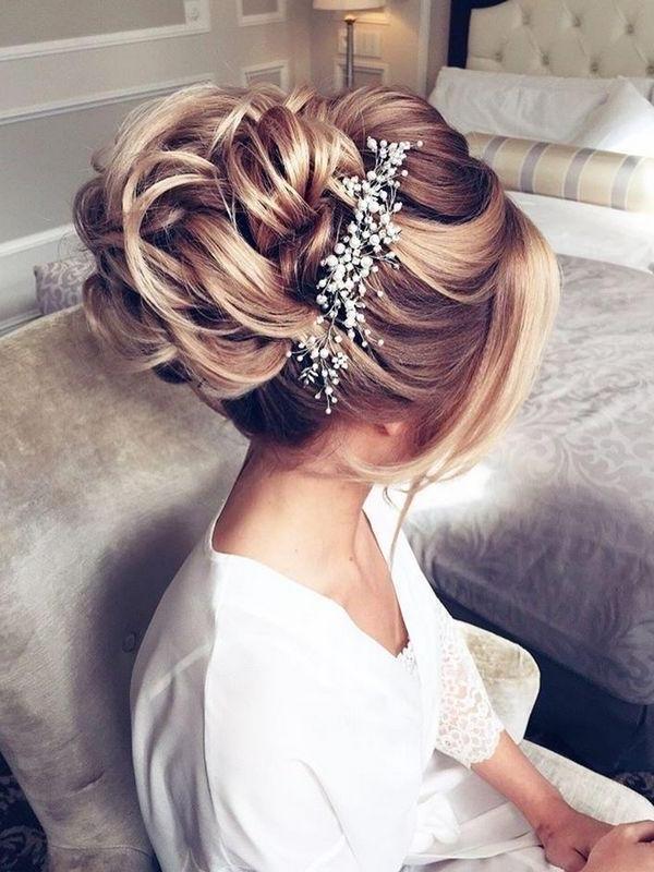 Hair – Wedding Hairstyles #2824681 – Weddbook Within Wedding Hairstyles (View 7 of 15)