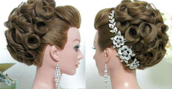 Hairstyle Bridal Juda | Trend Hairstyle And Haircut Ideas Tag With Wedding Juda Hairstyles (View 13 of 15)