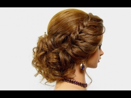 Hairstyle For Long Medium Hair (View 4 of 15)