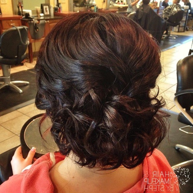 Hairstyles For Brunettes With Long Hair – Hairstyle For Women & Man Intended For Wedding Hairstyles For Long Dark Hair (View 7 of 15)