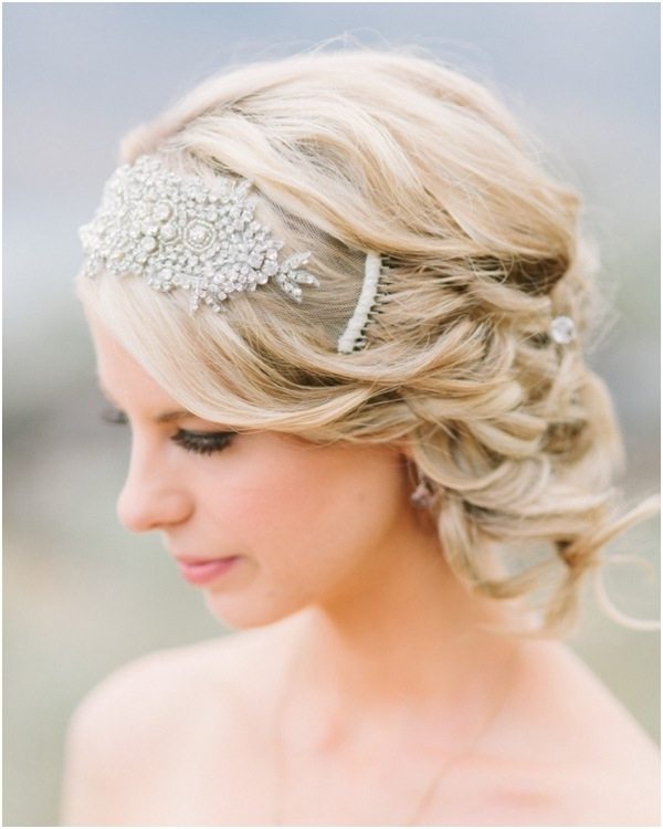 Hairstyles For Long Hair Formal Event – Hairstyle For Women & Man For Curly Side Bun Wedding Hairstyles (View 12 of 15)