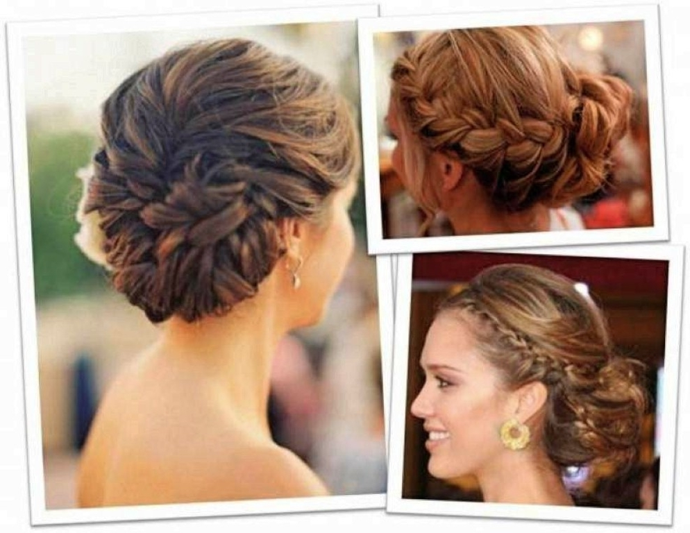 Hairstyles For Short Hair On Wedding Day Hairstyles For Short Hair Inside Wedding Guest Hairstyles For Short Hair (View 3 of 15)