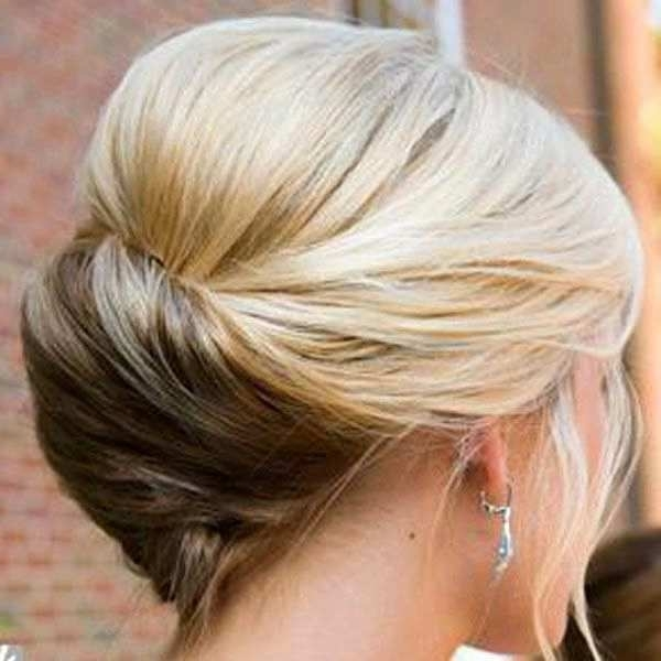 Hairstyles For Shoulder Length Hair For Wedding New Wedding Pertaining To Bridal Hairstyles For Medium Length Thin Hair (View 6 of 15)