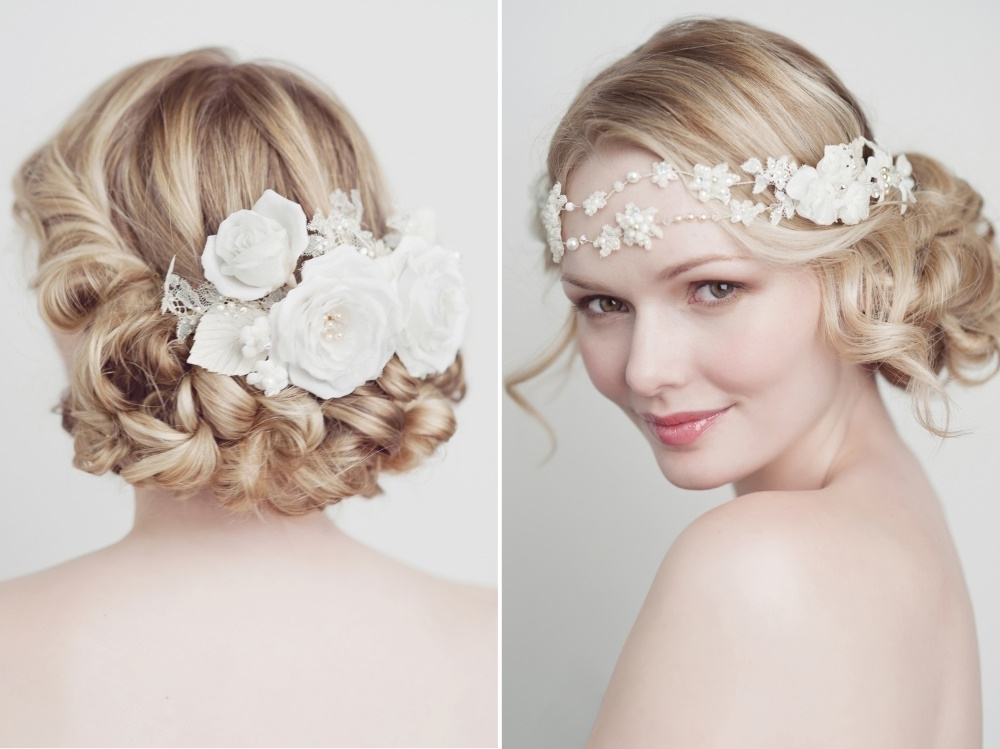 Hairstyles : Summer Wedding Hairstyles For Bridesmaids Summer With Summer Wedding Hairstyles For Bridesmaids (View 11 of 15)