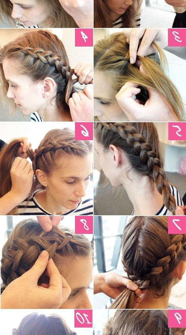 Hairstyles Updos Tumblr Updo For Prom Long Thick Impressive Hair Within Easy Wedding Hairstyles For Long Thick Hair (View 12 of 15)
