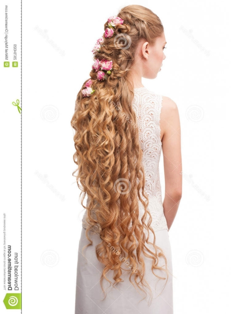 Hairstyles ~ Wedding Hairstyles For Extra Long Hair | Fade Haircut For Wedding Hairstyles For Extra Long Hair (View 12 of 15)