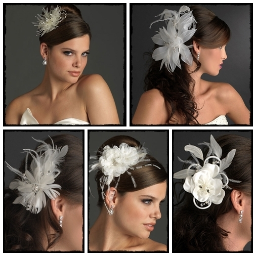 Hairstyles With Fascinators Wedding Guest | Find Your Perfect Hair Style In Wedding Guest Hairstyles With Fascinator (View 3 of 15)