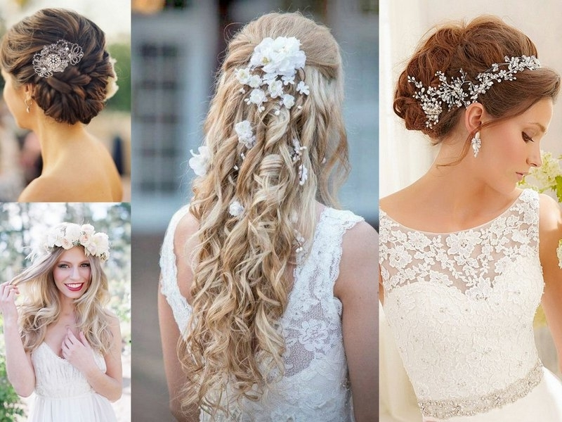 Headpiece – Dream Irish Wedding Inside Wedding Hairstyles Without Veil (View 15 of 15)