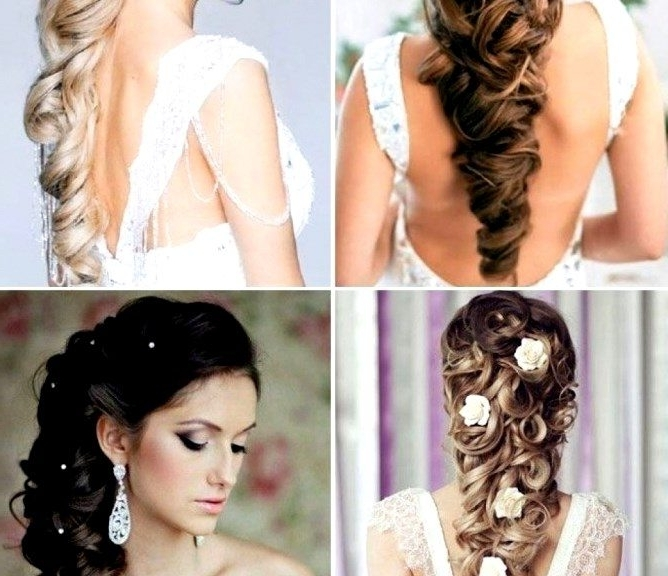 Here Bridesmaid Wedding Hairstyles With Easy Wedding Hair For Bridesmaids (View 12 of 15)