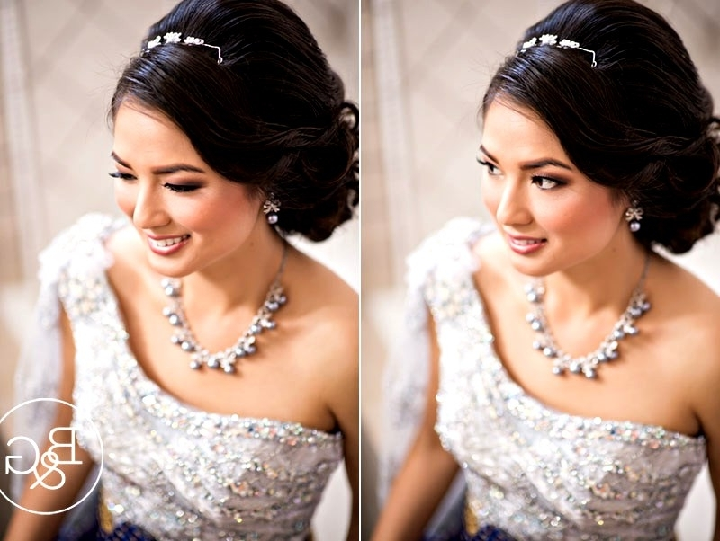 Here Cambodian Wedding Hairstyles Intended For Khmer Wedding Hairstyles (View 7 of 15)