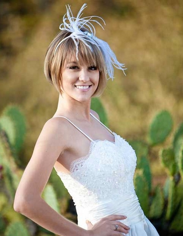 Home Wedding Hairstyle Wedding Day Bob Hairstyles Wedding Day Bob With Regard To Wedding Bob Hairstyles For Short Hair (View 8 of 15)