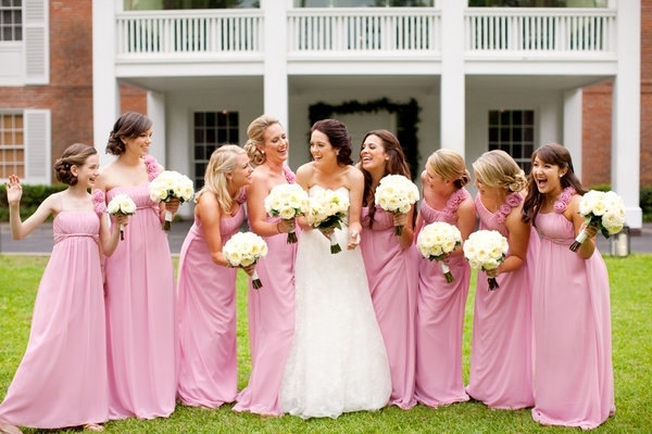 How To Choose Bridal And Bridesmaid Hairstyles With Wedding Hairstyles For Bride And Bridesmaids (View 7 of 15)