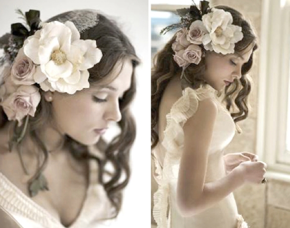 How To Match Your Hairstyle To Your Wedding Dress – A Style Of Living Throughout Wedding Hairstyles To Match Your Dress (View 13 of 15)