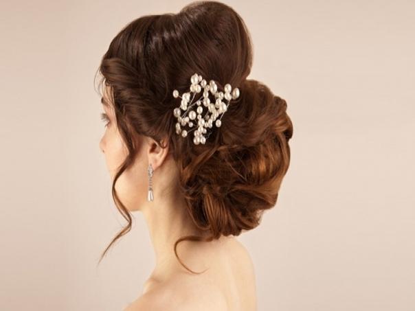 Indian Bridal Hairstylesestherkinder – Youtube | Wedding Juda Regarding Wedding Hairstyles By Estherkinder (View 15 of 15)