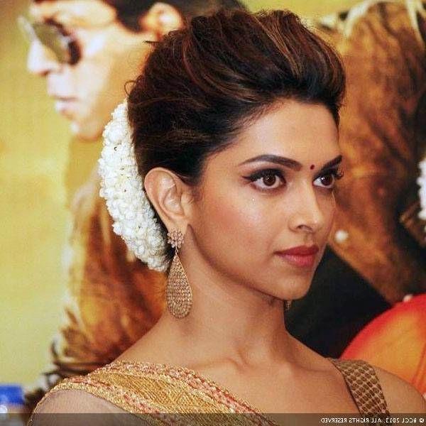 Indian Wedding Hair Bun – Google Search   Hairstylesvarada Bal Within Indian Bun Wedding Hairstyles (View 10 of 15)