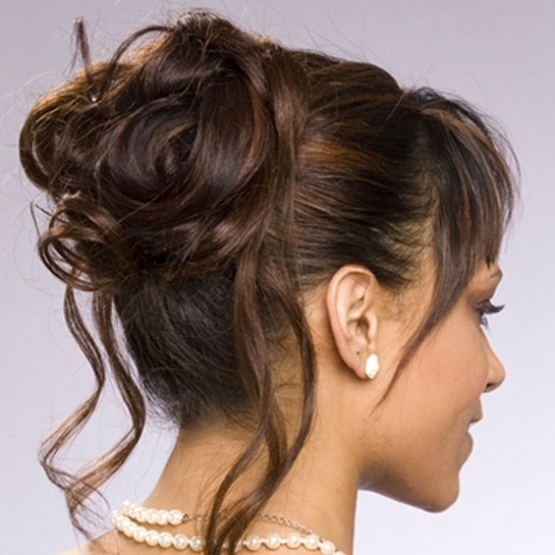 Indian Wedding Hairstyles For Medium Hair – Wedding Hairstyles For Inside Hairstyles For Medium Length Hair For Indian Wedding (View 13 of 15)