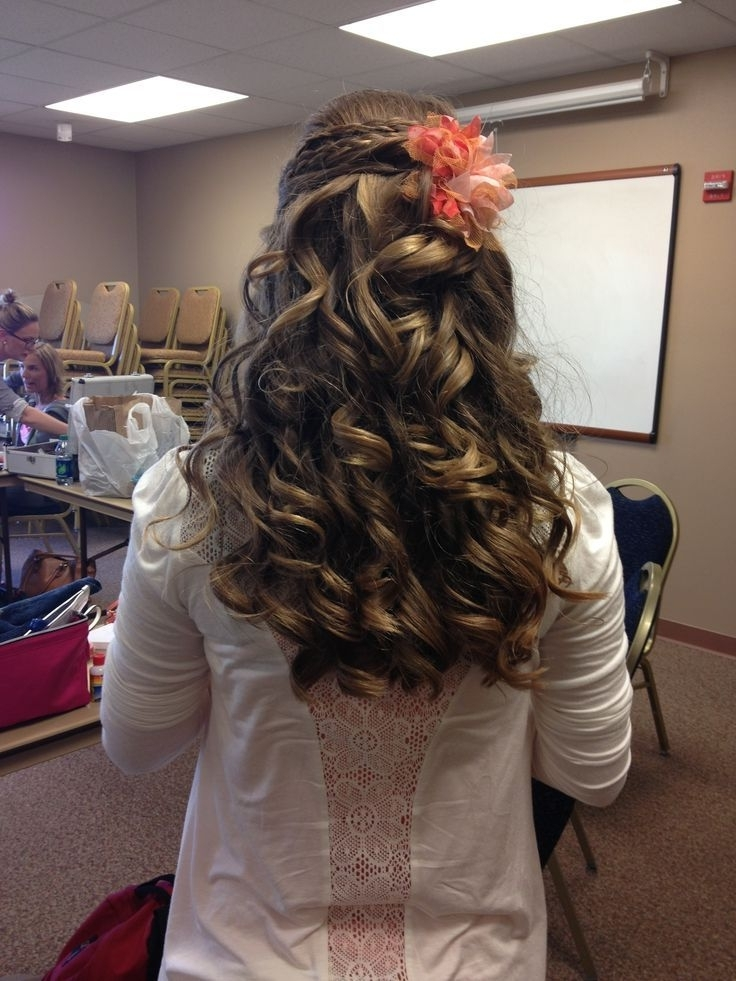 Jr+Bridesmaids+Hair | Pretty Junior Bridesmaids Hair | Hair in Cute Wedding Hairstyles For Junior Bridesmaids