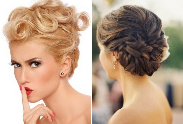 Keeping Your Wedding Hairstyle To Last Throughout The Day | Bride In Wedding Hairstyles That Last All Day (View 7 of 15)