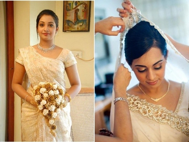 Kerala Bride What Makes Her Beautiful | Kerala Wedding Style With Regard To Wedding Hairstyles For Kerala Christian Brides (View 10 of 15)