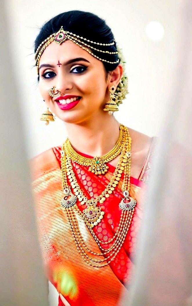 Kerala Hindu Bridal Hairstyles Pictures – Wedding Event For Hindu Bride Wedding Hairstyles (View 15 of 15)