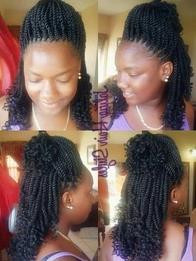 Kinky Twist | Love Your Mane! | Pinterest | Hair Style, Natural And Inside Wedding Hairstyles With Kinky Twist (View 2 of 15)