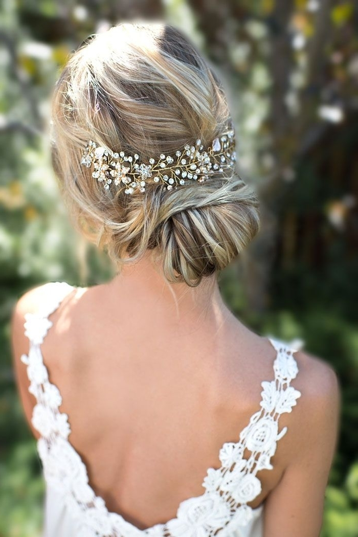 Lace Wedding Hair Accessories – Wedding Hair Accessories For The In Wedding Hairstyles With Hair Accessories (View 7 of 15)