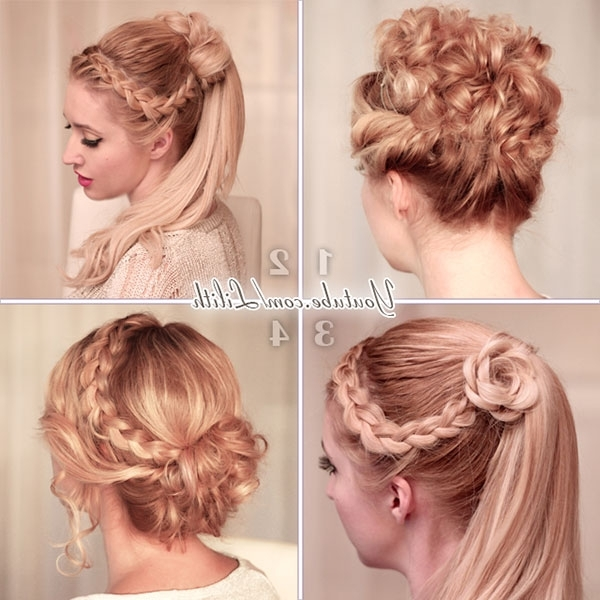 Lilith Moon: Prom/wedding Hairstyles For Medium/long Hair With Prom Wedding Hairstyles For Long Medium Hair (View 3 of 15)