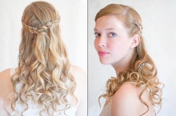 Long Bridesmaid Hairstyles – Hairstyle For Women & Man For Wedding Hairstyles For Teenage Bridesmaids (View 6 of 15)