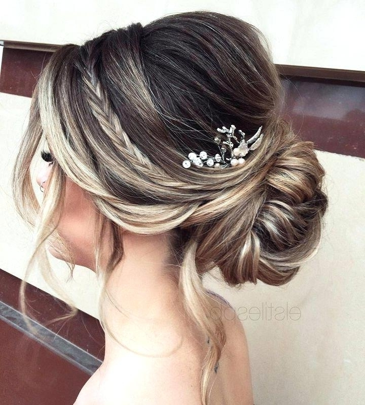 Long Hair Updo Styles For Wedding Inspiration Unique Wedding Regarding Wedding Hairstyles Up For Long Hair (View 6 of 15)