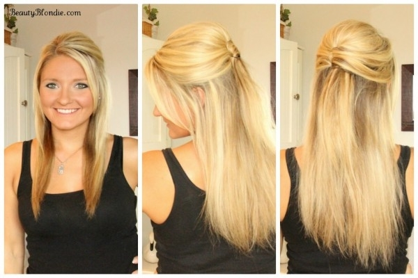 Long Wedding Hairstyles – All Down Wedding Hairstyle For Straight . (View 9 of 15)