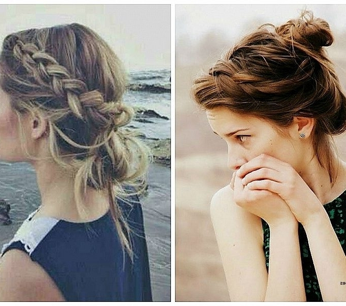 Loose Buns For Wedding Wedding Hairstyles Fresh Loose Buns In Loose Bun Wedding Hairstyles (View 5 of 15)