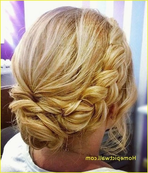 Lovely Wedding Updos For Thin Hair | Home Furniture And Wallpaper Design Inside Wedding Hairstyles For Thin Straight Hair (View 6 of 15)
