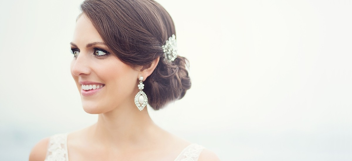 Markham Hair Salon Services | Forever Young Inside Wedding Hairstyles For Young Brides (View 7 of 15)