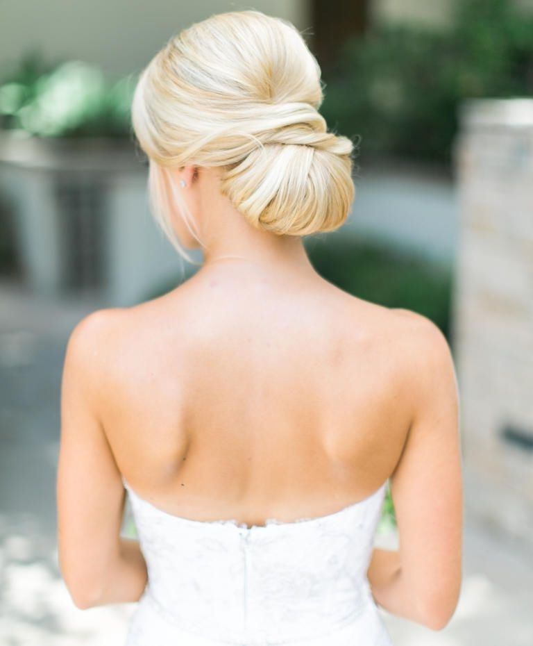 Match Your Hairstyle To Your Wedding Dress Neckline | Wedding Dress For Wedding Hairstyles To Match Your Dress (View 3 of 15)