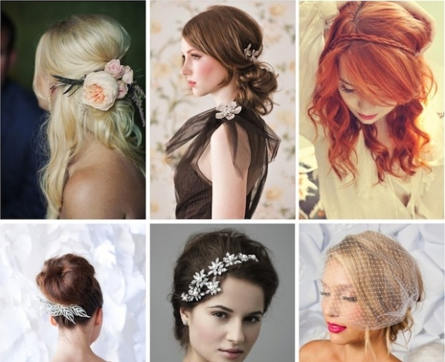 Match Your Tresses To Your Dresses | Merci New York Blog For Wedding Hairstyles To Match Your Dress (View 5 of 15)