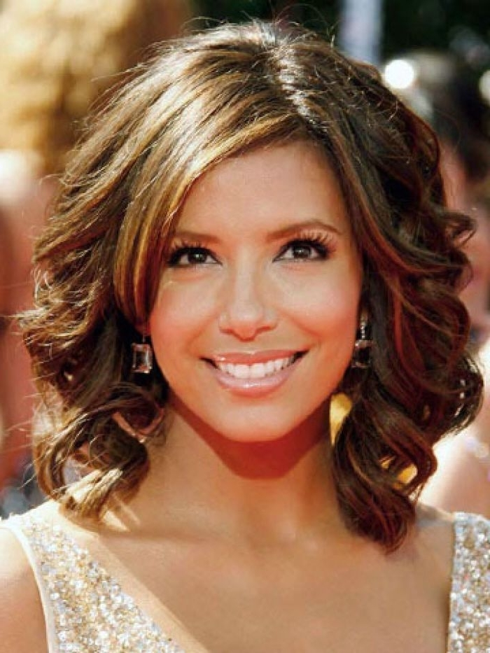 Medium Wavy Hairstyles | Hairstyle Choices | Pinterest | Medium Wavy Pertaining To Wedding Hairstyles For Shoulder Length Wavy Hair (View 12 of 15)